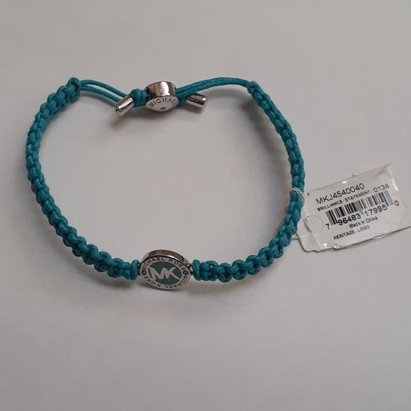 Micheal Kors cord bracelet
